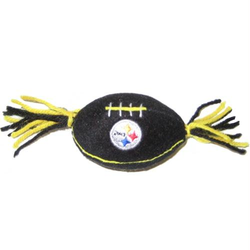 Pittsburgh Steelers Catnip Toy