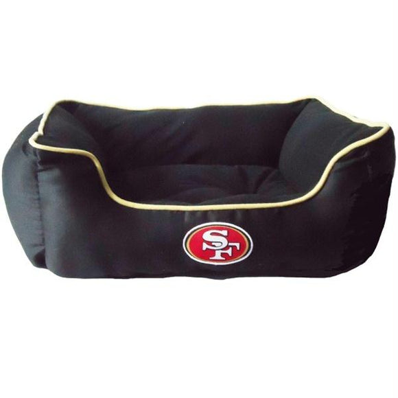San Francisco 49ers Pet Bed