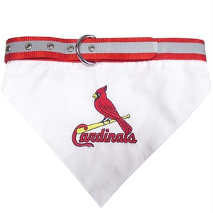 St. Louis Cardinals Pet Collar Bandana