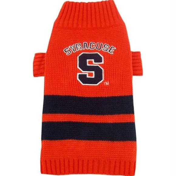 Syracuse Orange Pet Sweater