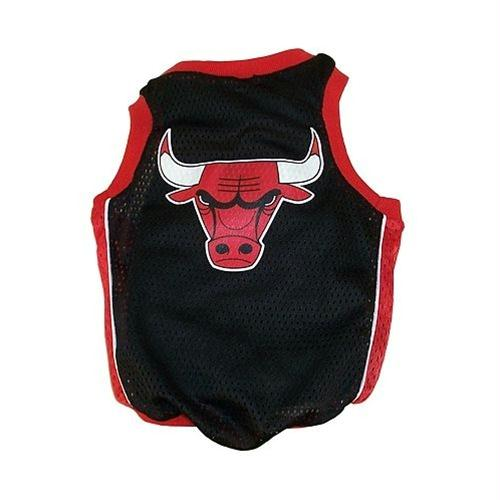 Chicago Bulls Alternate Style Dog Jersey