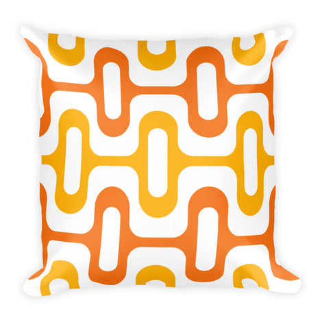 Mid Century Modern Throw Pillows Collection