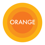 Shop mid-century modern articles in the color orange