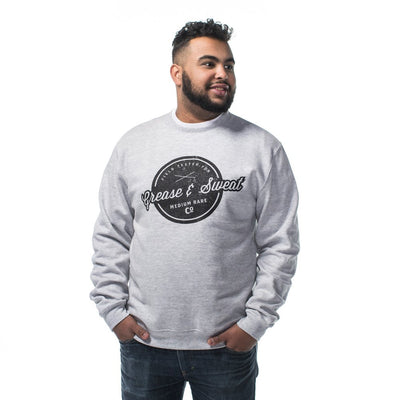 Grease & Sweat Crew Neck