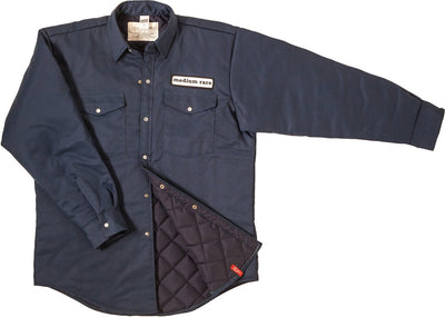 Quilted Mechanic Jacket