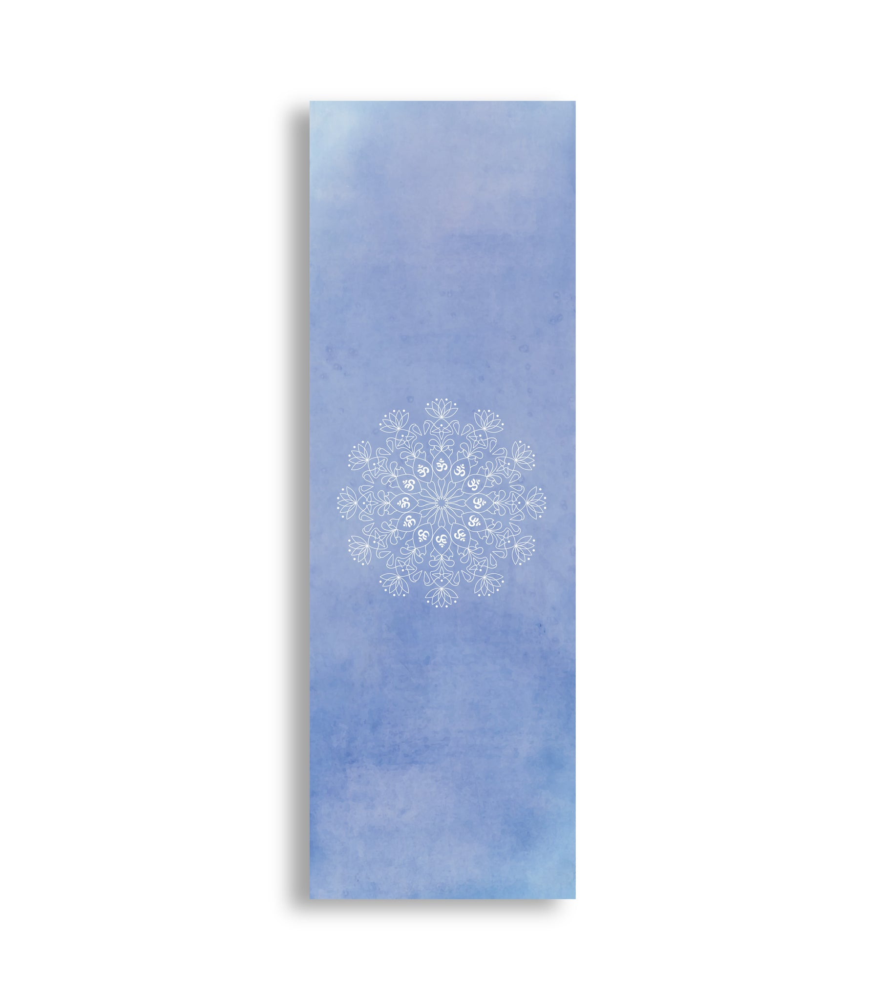 Aqua 2 Natural Yoga Mat by WarriorMats