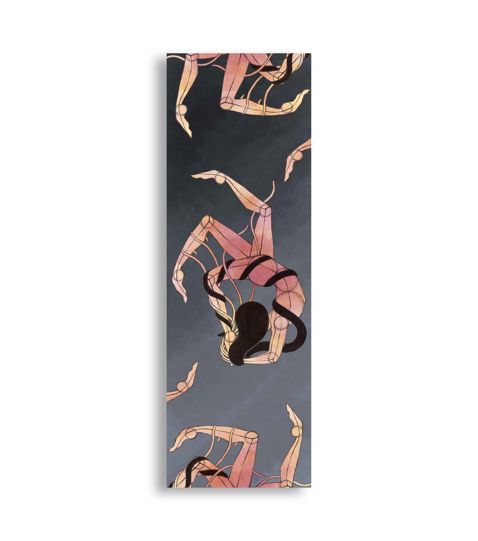 Endless Natural Yoga Mat by WarriorMats