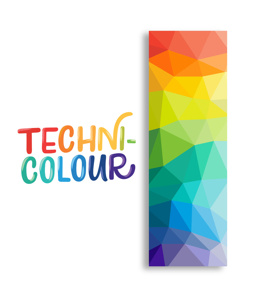 Technicolour - 🌈 Live with Vitality.