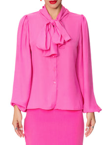 485b3620474813 ... Pink Pussy Bow Shirt. Sold out. Click to enlargeClick to enlarge.