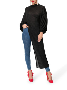 """Esther"" Off Shoulder Sweater"