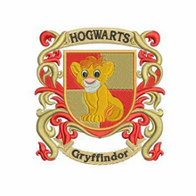 Harry Potter Embroidery - ADD ON