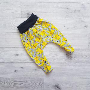 """I Choose You"" Drop-Crotch Pants"