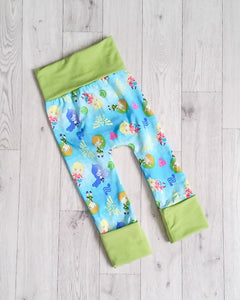 """Zelda"" Grow-with-me Pants"