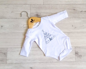 Be Brave Onesie (Newborn)