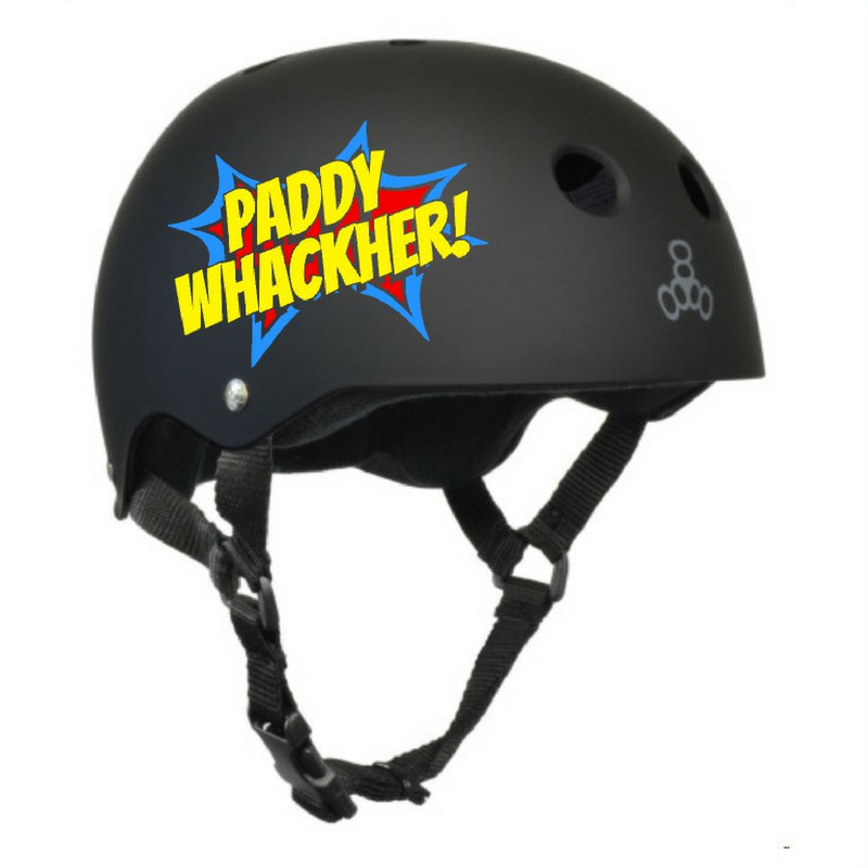Helmet Sticker - Custom