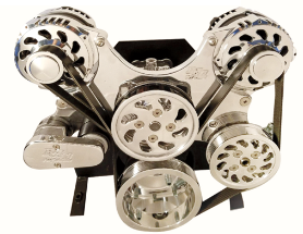 RAB #5002 SBC DUAL ALTERNATORS