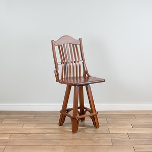 Formal Swivel Barstool