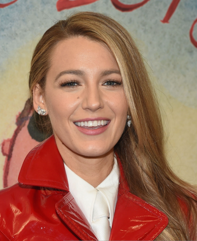 Blake Lively's Fashion Week Glam