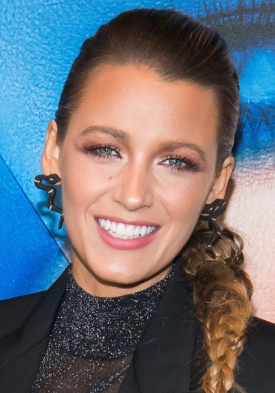 BTS: Blake Lively Glams for a 'A Simple Favor' Premiere