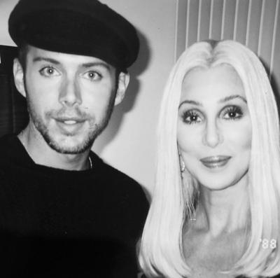 The Man Behind Cher and Christina Aguilera's Makeup Looks