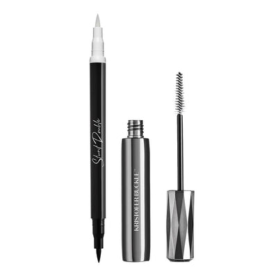 Dual Ended Eyeliner and Corrector and Volumizing Mascara Duo