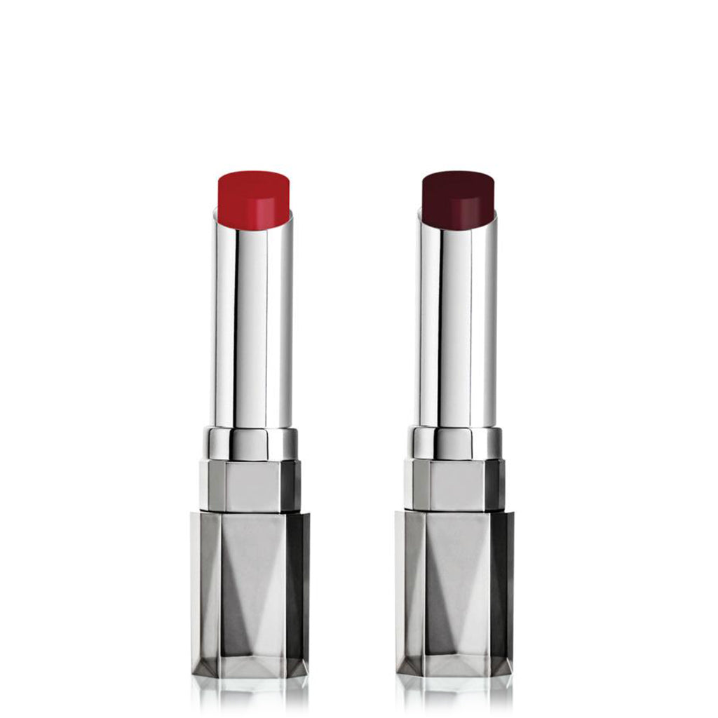 Cashmere Slip® is a creamy, richly pigmented lipstick that delivers bold color for up to 8 hours.