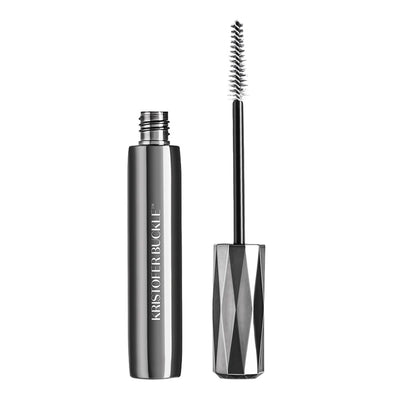 Kristofer Buckle® Grand Opening® Volumizing Mascara provides jet black pigments