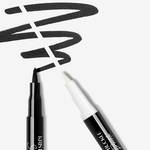 STUNT DOUBLE® DUAL ENDED EYELINER