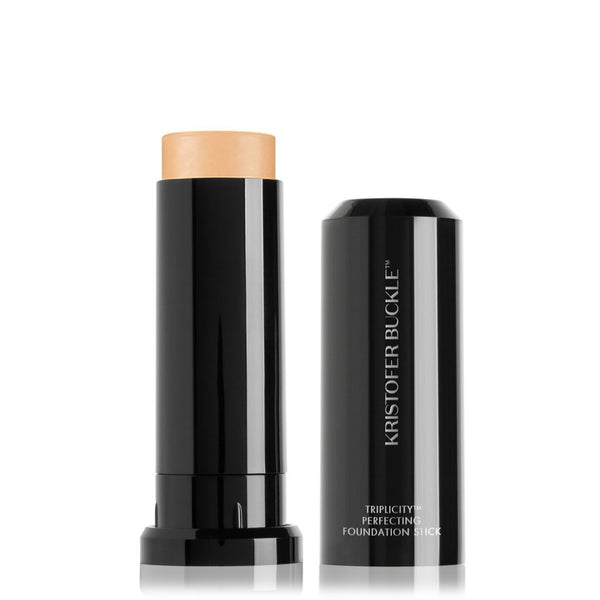 Kristofer Buckle 3-in-1 Triplicity Foundation Stick - Fair (Warm)
