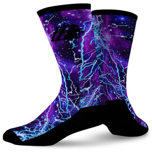 SPACE WAVE,  - Sock Motto