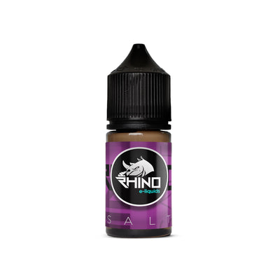 Grape Mix Salt _Rhino_Nicotine Salt_La Vapería México
