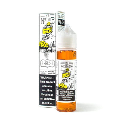 Charlie's Chalk Dust - Mr. Meringue 1982 E-Liquid en La Vapería México