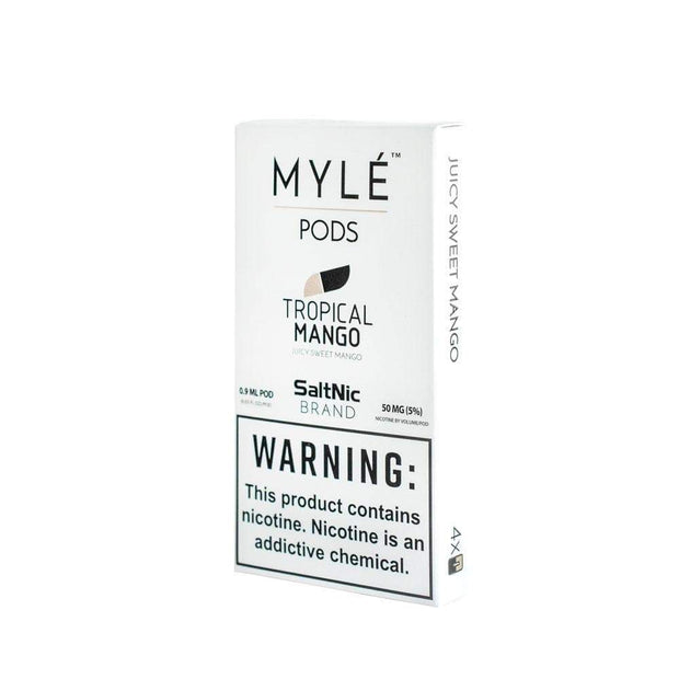 E-Liquid Tropical Mango MYLEpod