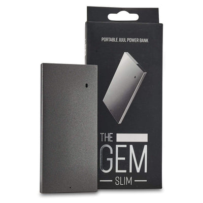 Accesorios The Gem Slim Powerbank para Juul