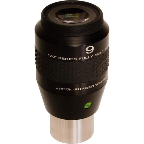 Explore Scientific 9mm 120° Series Waterproof Eyepiece
