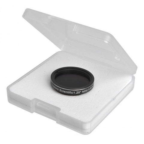 "Explore Scientific Neutral Density Filter 1.25"" ND 0.9"