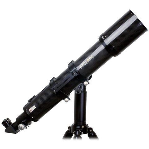"Explore Scientific 152mm Carbon Fiber Air-Spaced Triplet ED APO Refractor w/Hexagonal 3"" Focuser And Case"