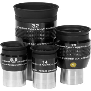 Explore Scientific 62° Eyepiece Kit