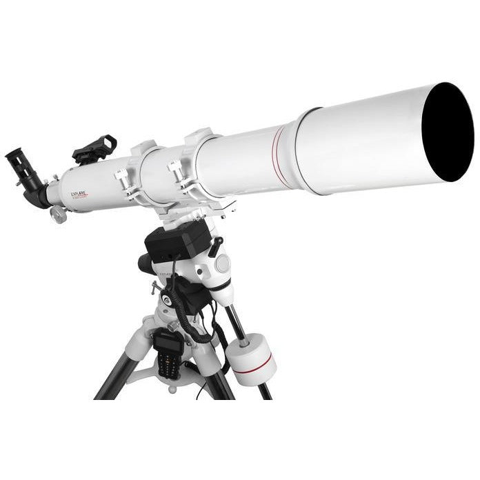 Explore Scientific FirstLight 102mm Doublet Refractor with EXOS2GT GoTo Mount