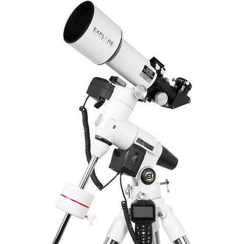 Explore Scientific Essential Series 80mm APO Triplet with EXOS2GT mount