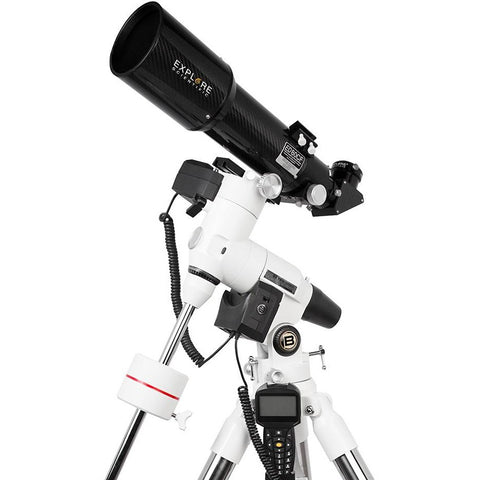 Explore Scientific 80mm Carbon Fiber Triplet ED APO Refractor with EXOS2GT mount