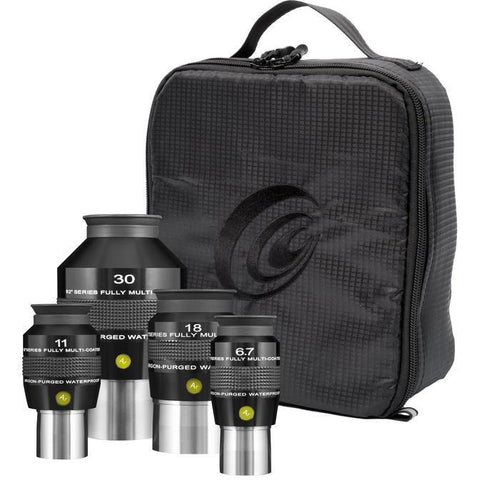 Explore Scientific 82° Eyepiece Kit