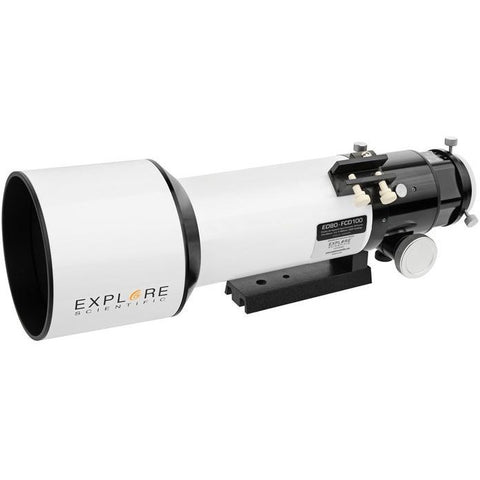 Explore Scientific 80mm FCD100 Air-Spaced Triplet ED APO Refractor