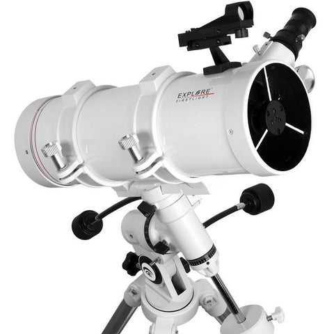 Explore Scientific FirstLight 114mm Newtonian with EQ3 Mount