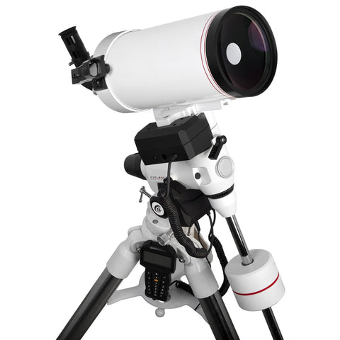 Explore Scientific FirstLight 127mm Mak-Cassegrain with EXOS2GT GoTo Mount