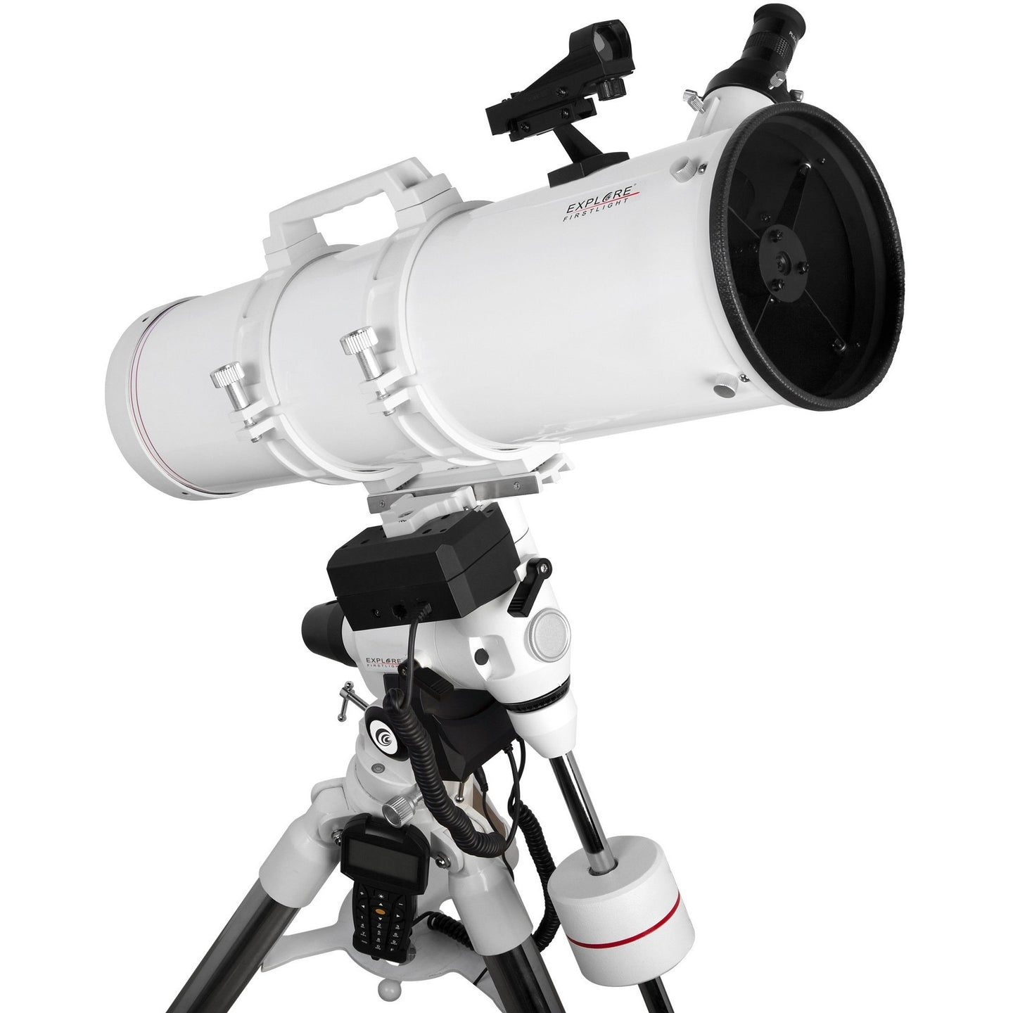 Explore Scientific FirstLight 150mm Newtonian with EXOS2GT GoTo Mount