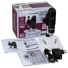 Levenhuk DTX 720 WiFi Digital Microscope