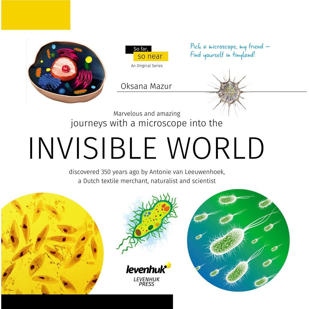 Invisible World. Knowledge book