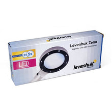 Levenhuk Zeno 50 LED Magnifier, 2.2/4.4x, 88/21 mm