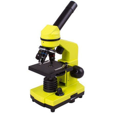 (EN) Levenhuk Rainbow 2L Orange Microscope